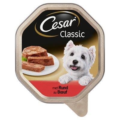 Cesar alu classic pate met rund
