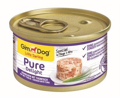 Gimdog little darling pure delight kip / tonijn