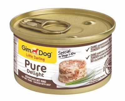 Gimdog little darling pure delight kip / rund
