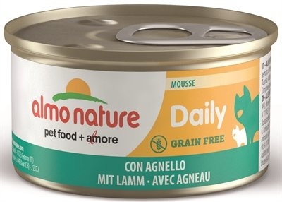 Almo daily menu mousse met lam