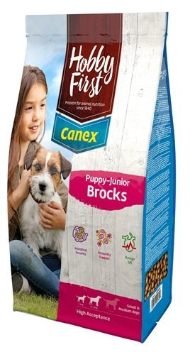 Hobbyfirst canex puppy/junior brocks
