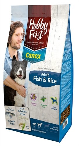 Hobbyfirst canex adult fish & rice