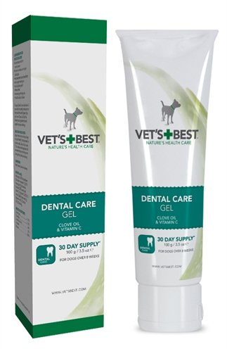 Vets best dental gel hond