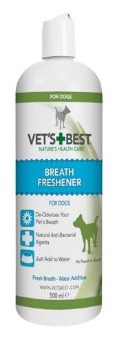 Vets best breath freshener hond