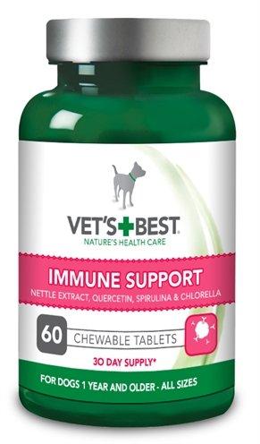 Vets best immune support hond