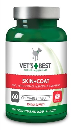 Vets best skin+coat hond