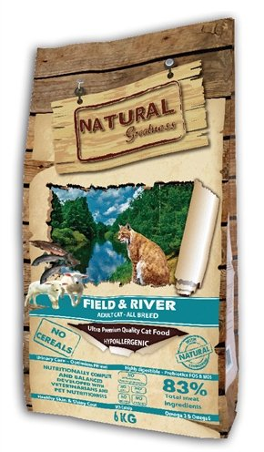 Natural greatness field & river