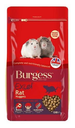 Burgess excel rat nuggets