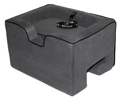 Pet gear autostoel grijs