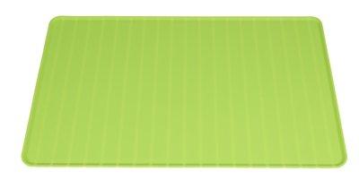 Rosewood opvouwbare siliconen reismat groen