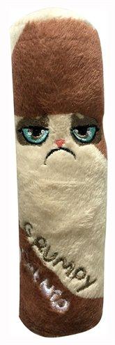 Grumpy kattenspeelgoed chew met catnip