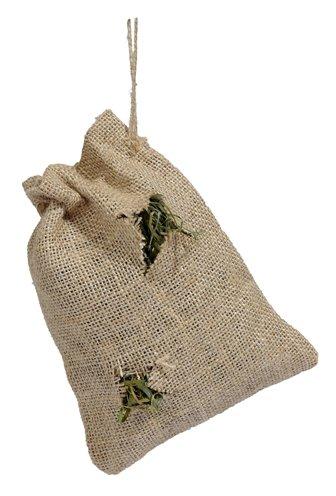 Rosewood naturals jute zak met vulling hooi / kruiden / groenten