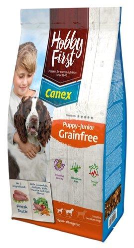 Hobbyfirst canex puppy / junior graanvrij