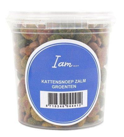 I am kattensnoep zalm / groenten