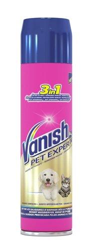 Vanish pet expert schuim