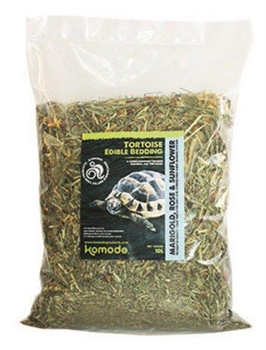 Komodo eetbare bedding schildpad