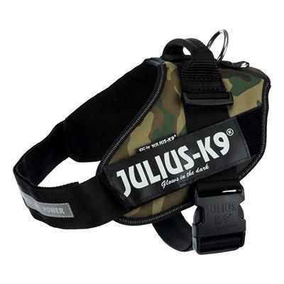 Julius k9 idc harnas / tuig camouflage