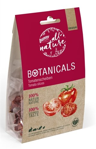 Bunny nature botanicals veggie tomatenschijfjes