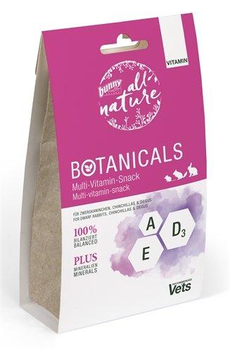 Bunny nature botanicals vitamin multi-vitamine snack
