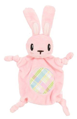 Zolux puppyspeelgoed plush cuddly konijn roze