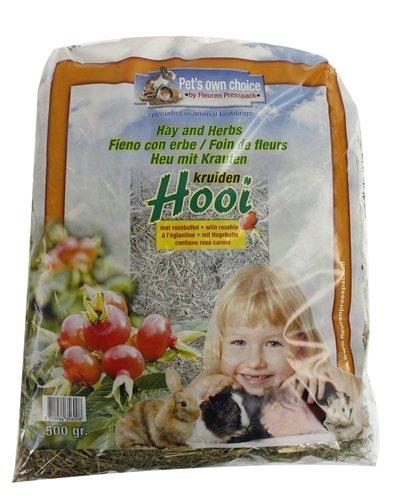 Pets own choice hooi rozenbottel