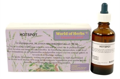 World of herbs fytotherapie hotspot