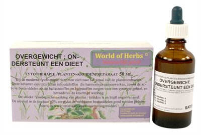 World of herbs fytotherapie overgewicht
