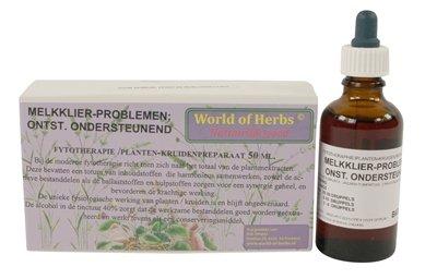 World of herbs fytotherapie melkklier-problemen