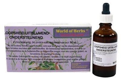 World of herbs fytotherapie uitblijven loopsheid