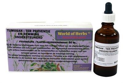 World of herbs fytotherapie tumosan