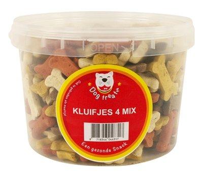 Dog treatz kluifjes 4 mix