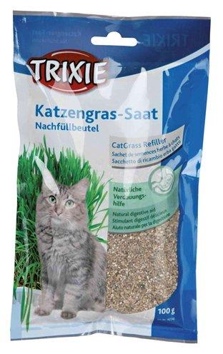 Trixie kattengras bak
