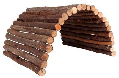 Trixie brug van hout