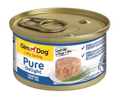 Gimdog little darling pure delight tonijn