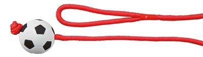 Trixie voetbal aan touw schuimrubber drijvend