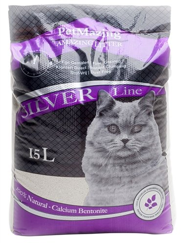 Petmazing kattenbakvulling