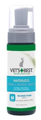 Vets best waterless small animal bath