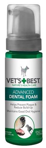 Vets best advanced dental foam