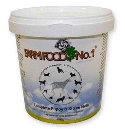 Farm food no. 1 puppymelk / kittenmelk