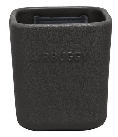 Airbuggy bekerhouder voor hondenbuggy donkergrijs