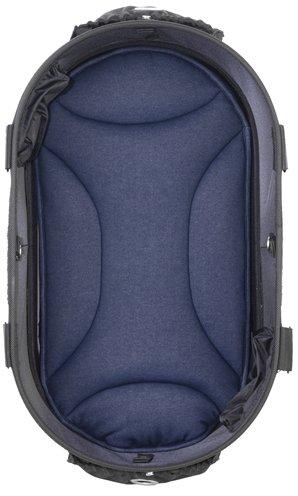 Airbuggy mat voor dome2 sm denim blauw