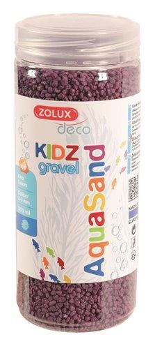 Zolux aquasand kidz nugget grind paars