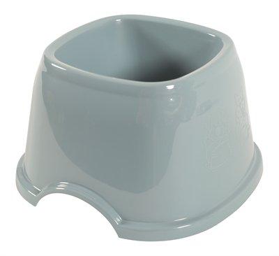 Zolux non-slip voerbak blauw / grijs assorti