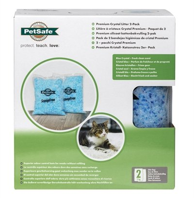 Petsafe premium silicaat kattenbakvulling
