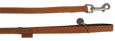 Macleather looplijn bruin