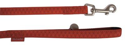 Macleather looplijn rood