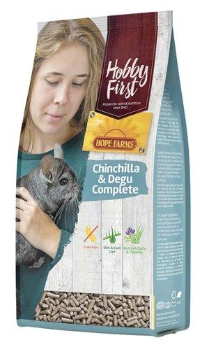 Hobbyfirst hopefarms chinchilla & degu complete
