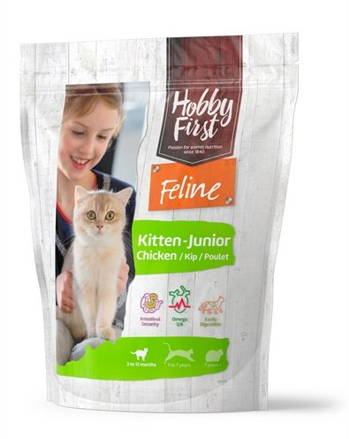 Hobbyfirst feline junior / kitten chicken