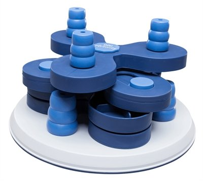 Trixie dog activity intelligentiespel flower tower