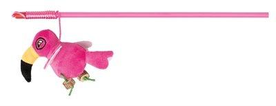 Trixie kattenhengel toekan roze